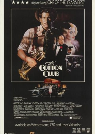 The Cotton Club_Poster_1