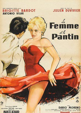 The Female_La Femme Et Le Pantin_Poster_2