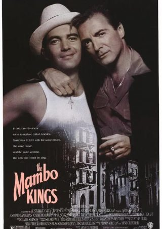 The Mambo Kings_Poster_1