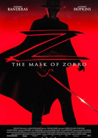 The Mask of Zorro_Poster_1