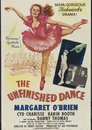 The Unfinished Dance_poster_2