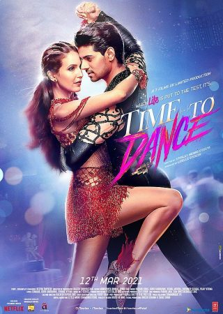 Time To Dance_Poster_1