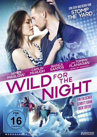 Wild for the Night [48 Hours to Live]_Poster_1